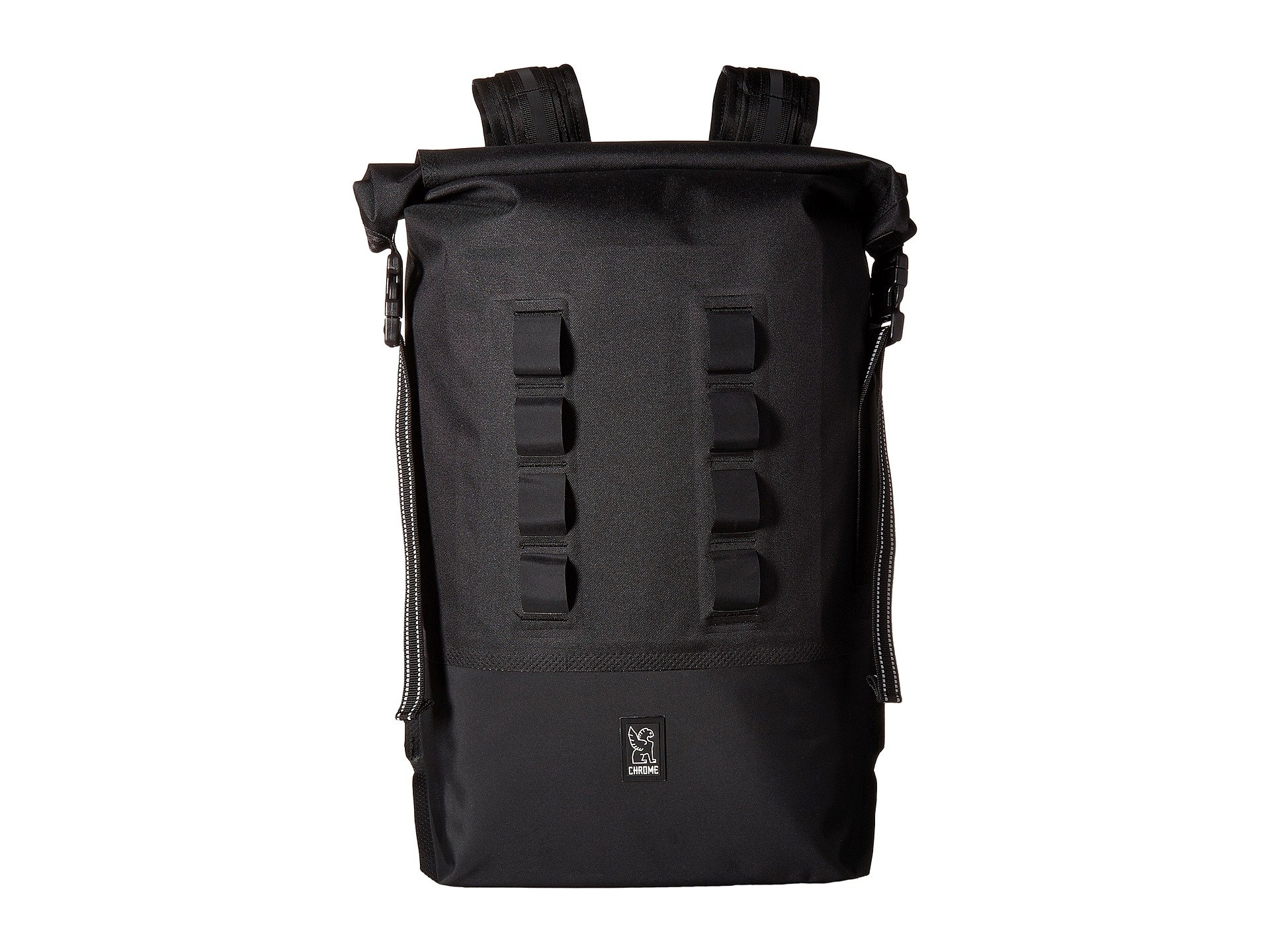 black 28l Rolltop Ex Chrome Black Urban qSpHTH