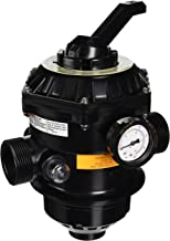 Pentair 262506 1-1/2-Inch 6-Way Clamp Style Valve Replacement Pool and Spa Sand Filter