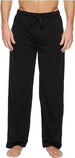 Poly Rayon Jersey Knit Sleep Pants