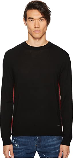 DSQUARED2 - Side Zipper Sweater