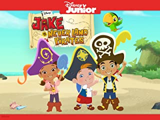 Jake and the Never Land Pirates Volume 4