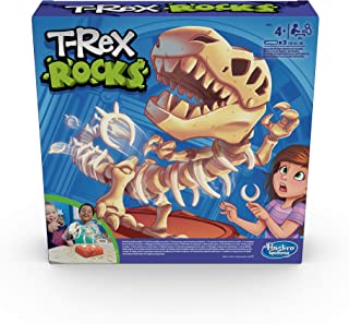 T-Rex Rocks Electronic Skill Game for Kids Ages 4 and Up