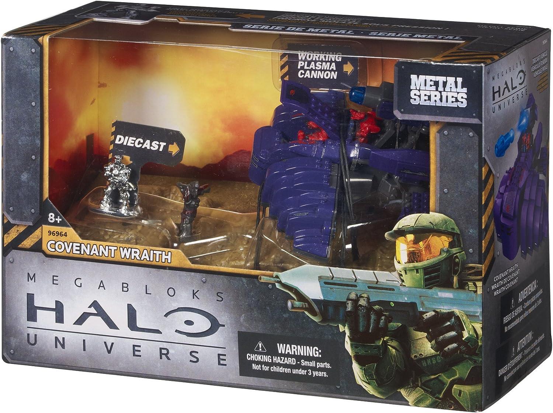 El ultimo 2018 Mega Bloks 96964 96964 96964 Halo Universe Covenant Wraith  calidad auténtica