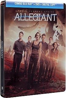The Divergent Series: Allegiant (Blu-ray + DVD) (Blu-ray) (Steelcase)