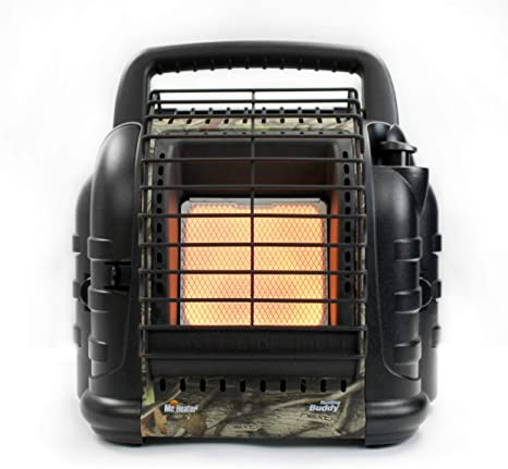 Mr. Heater MH12HB Hunting Buddy Portable Space Heater: image