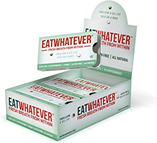 Eatwhatever Breath Freshening System, Peppermint, 90 Servings