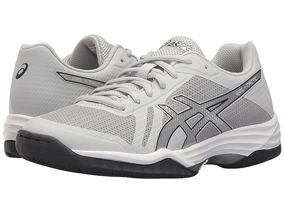 ASICS Gel-Tactic 2 (Glacier Grey/Silver/Dark Grey) Women