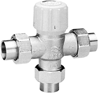 honeywell water heater mixing valve