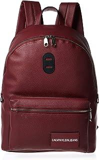 Calvin Klein PEBBLE ESSENTIAL CAMPUS BACKPACK 45 TAWNY PORT (Brown)