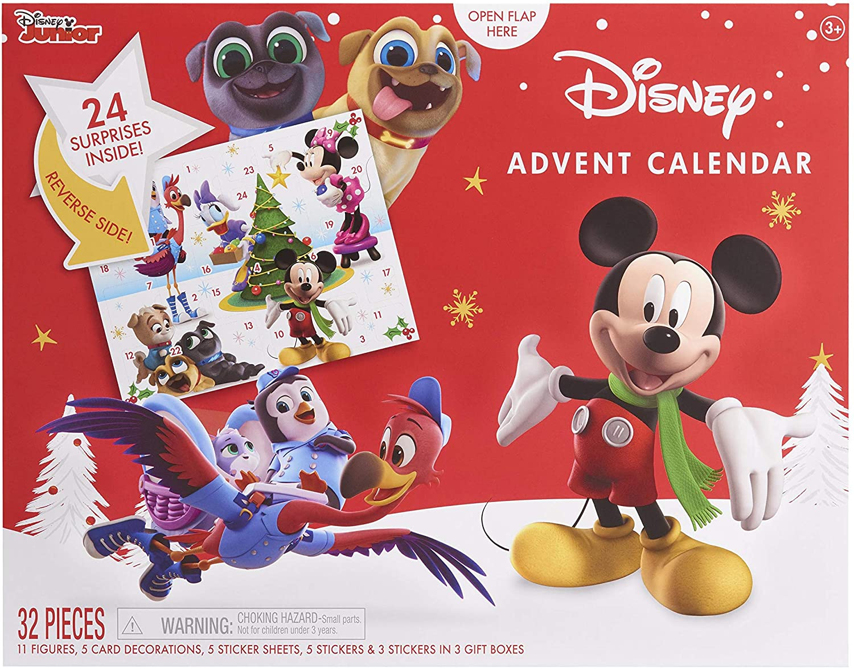 Disney Junior Advent Calendar! .96 (REG: .88) at Amazon!
