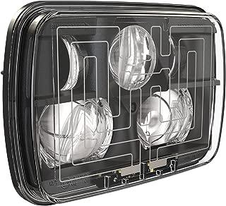JW Speaker 0554481 Black 8910-Ev2 12/24V Dot/Ece Rht HTD