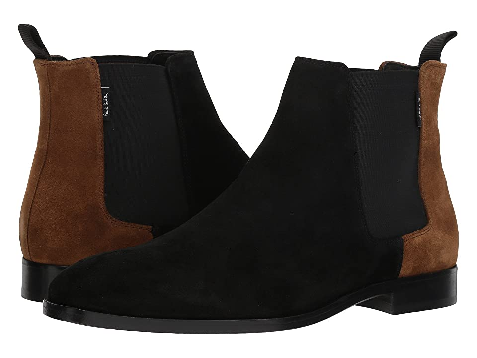 Paul Smith Gerald Boot (Black) Men