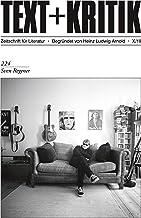 TEXT + KRITIK 224 - Sven Regener (German Edition)