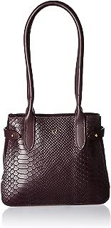 Hidesign Women's Shoulder Bag (Purple)