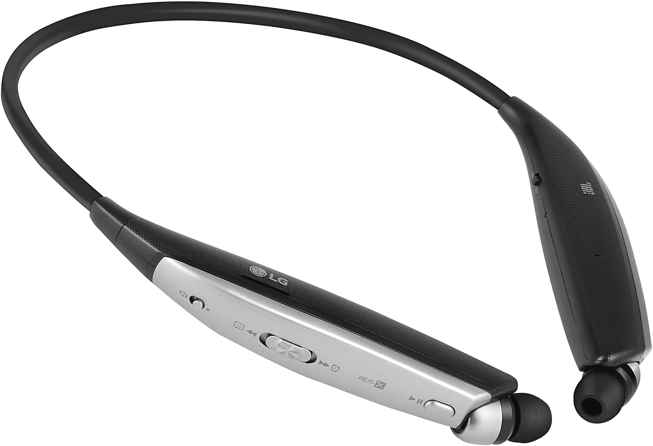 LG Electronics HBS-820S BLK - Auriculares Bluetooth, Color Negro: Amazon.es: Electrónica
