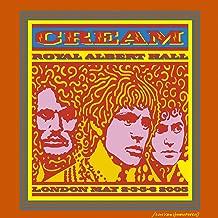 Royal Albert Hall London May 2-3-5-6 2005