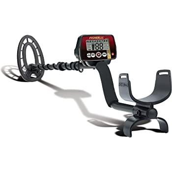 Fisher F22 Weatherproof Metal Detector with Submersible Search Coil