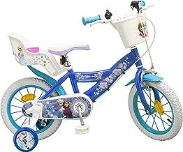 TOIMS Reina de Las Nieves: Bicicleta para niña