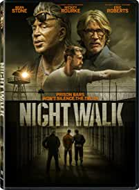Mickey Rourke and Eric Roberts Star in NIGHT WALK on DVD and Digital June 15 from Lionsgate