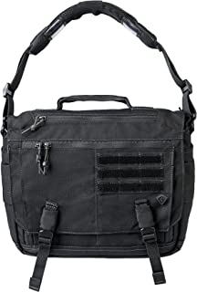 First Tactical Summit Side Satchel Messenger Bag