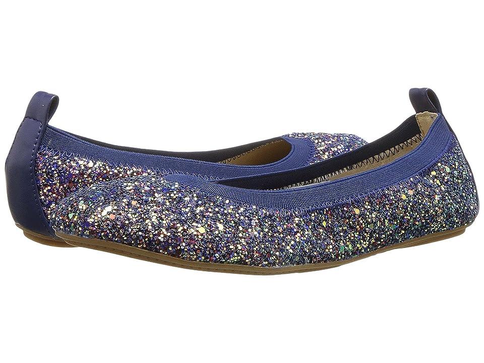 Yosi Samra Kids Limited Edition Miss Samara (Toddler/Little Kid/Big Kid) (Navy 2) Girls Shoes