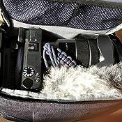 DÖrr Halfter Fototasche Motion S Schwarz Kamera