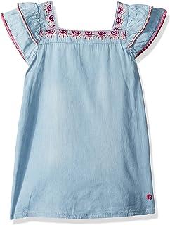 فستان كاجوال للفتيات (المزيد من الأنماط متوفرة)