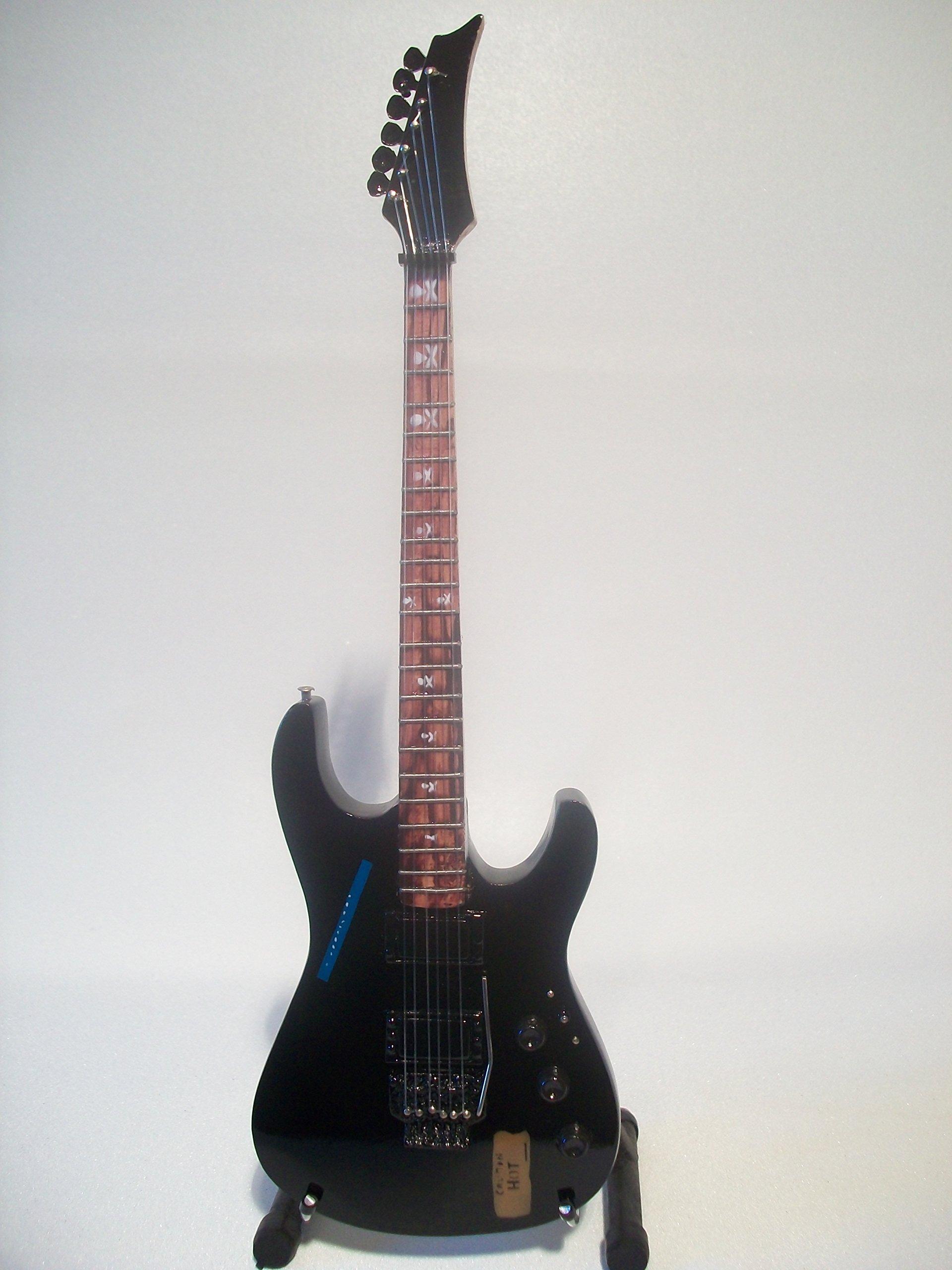 Guitarra Miniatura Esp Kirk Hammet Metallica: Amazon.es ...