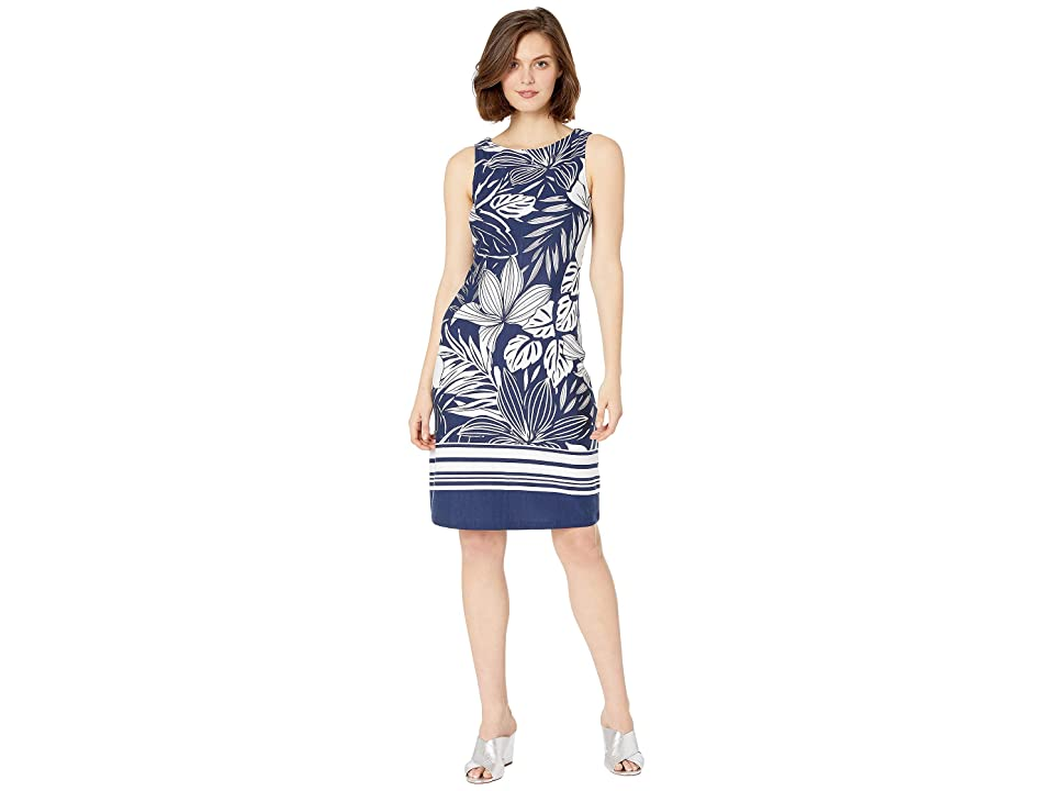 Tommy Bahama Mahana Beach Sheath Dress (Island Navy) Women