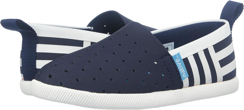 Native Shoes Unisex-Child Venice Print Slip-On