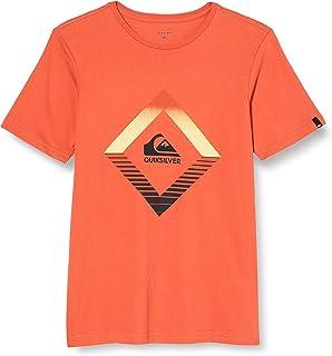 Quiksilver Tropical Mirage - T-shirt pour Garçon 8-16 Jongens T-shirt