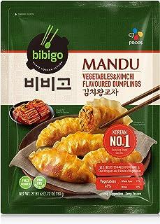 CJ Bibigo Bibigo Gyoza Dumpling Vegetable & Kimchi, 780 g