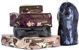 Lug Cargo Packing Cube, Camo, 5-Piece Set