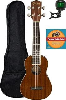 Best fender seaside ukulele Reviews