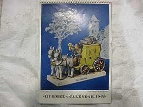 1969 Hummel Calender By W. Goebel, Oeslau, West-Germany Printed 1968 In Germany (Hummel Calender 1969)
