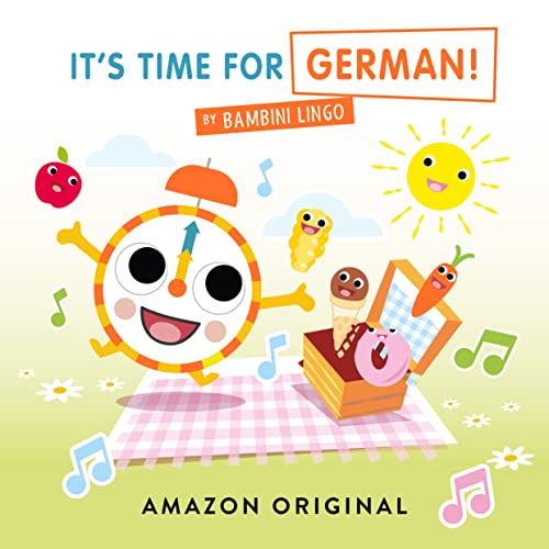 It's Time For German