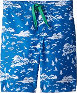 Seaside Swim Trunks (Toddler/Little Kids/Big Kids)