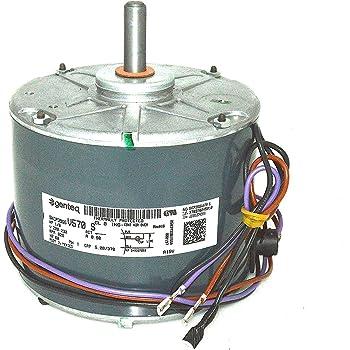 [SCHEMATICS_4PO]  Trane Condenser Fan Motor 1/5 HP MOT3420 MOT03420 - - Amazon.com | Outside Ac Fan Motor Wiring N859bs |  | Amazon.com