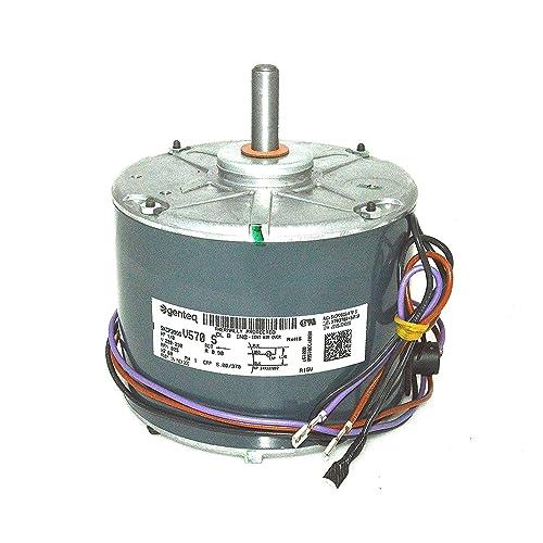 trane american standard condenser fan motor 1/8 hp 230v x70370245010  mot12004 by trane ge