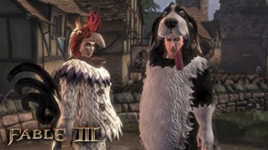 Fable III - Dog Outfit [Online Game Code]