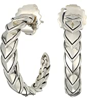 John Hardy - Naga Small Hoop Earrings