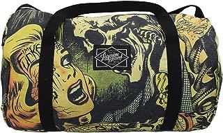 goth weekender bag