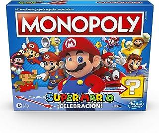 Monopoly Super Mario ¡Celebración! - Juego de Mesa para Fa