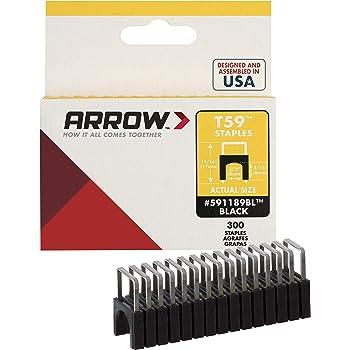 Arrow Fastener 591188BLSS Genuine T59