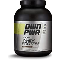 OWN PWR 100% Whey Protein Powder 5-lb. 62 Servings (Chocolate Cake Batter)