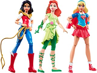 DC Super Hero Girls Triple Team Collection Dolls