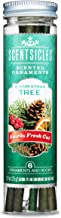 Scentsicles Scented Tree Ornaments, O Xmas Tree (Includes 6 Sticks)
