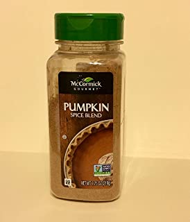 McCormick Gourmet Pumpkin Spice Blend - Pie, Lattes, Coffee OU Kosher Certified