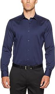 Oxford Men Stretch Travel Shirt