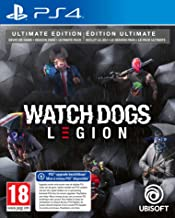 Watch Dogs Legion - Ultimate Edition - Inclusief Season Pass en Ultimate Pack - PS4
